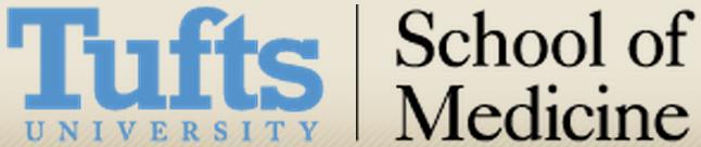 Logo for Tufts School of Medicine